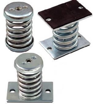 RESSORTS métal zingué 10 à 550 kgs