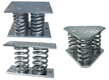RESSORTS métal zingué 300 à 4950 kgs